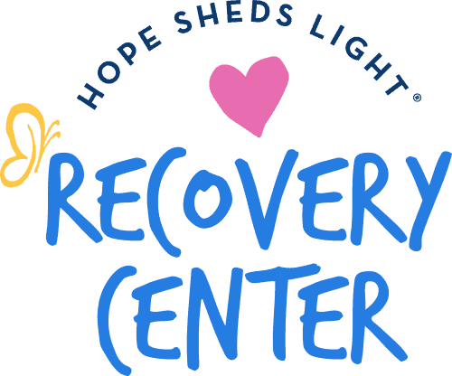 HOPE Sheds Light Recovery Center