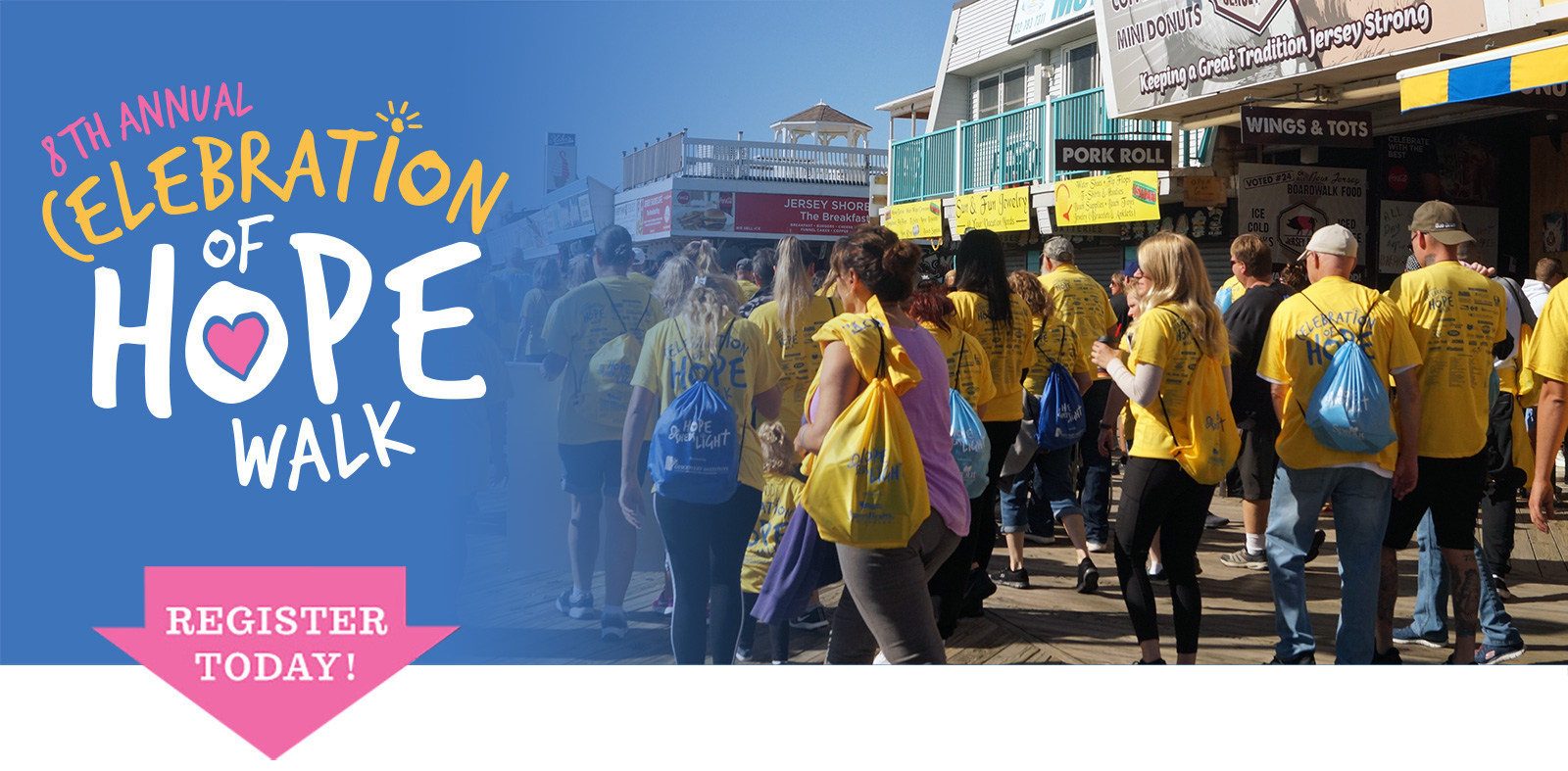 8Th Annual Celebration of HOPE Walk