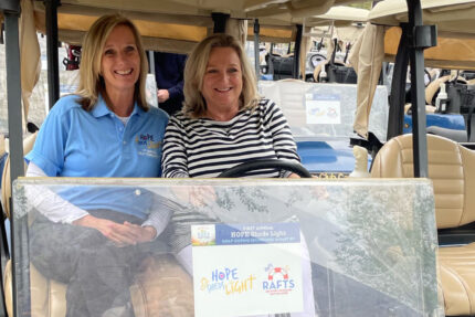 HOPE Sheds Light hosts successful 1st Annual Golf Outing