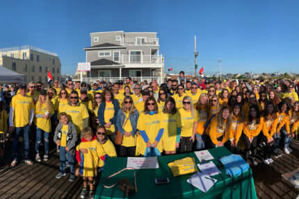 The 8th Annual Celebration of HOPE Walk will be held IN-PERSON on Sept. 11, 2021 in Seaside Heights!